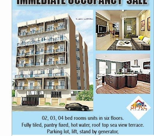 Mount Melody Apartment advert
